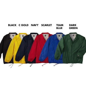 B1302 Champion 100% Nylon Coach's Jacket.
