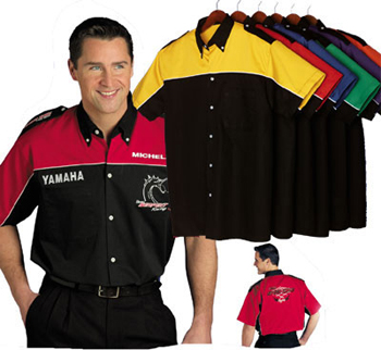 Cyclone Racing Pit Crew Shirt