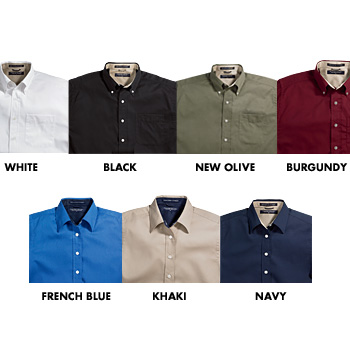 D610 Devon & Jones Advantage Pima Twill Shirt