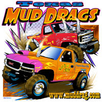 f20ec612 mud drag racing, mud truck art designs. Custom Motorcycle Team Artwork,  Full Color Sponsors on back of tshirt ...