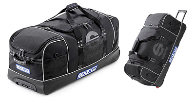 Auto Racing Equipment on Sparco Jumbo Gear Bag  Auto Racing Helmet And Gear Bags  Driver Bags