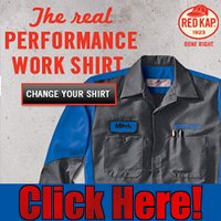 Red kap automotive mechanic shirts buy online for Red kap mechanic shirts