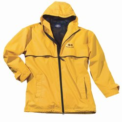 Charles River Apparel New Englander Rain Jacket Style 9199