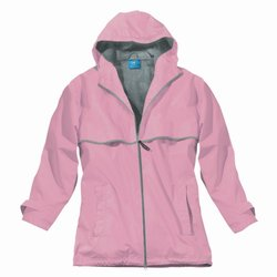 Charles River Apparel Women's New Englander Rain Jacket 5099