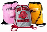 9409 Holloway Day Pak Nylon Drawstring Bag