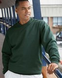 F260 Hanes 90/10 Heavyweight ULTIMATE COTTON Crew Neck Sweatshirt.