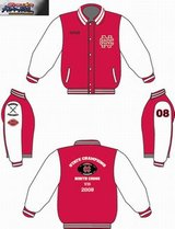North Cross VIS Champs Varsity Jacket