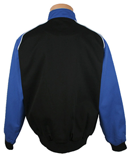 Racing Jacket - Back Side - View of 7730