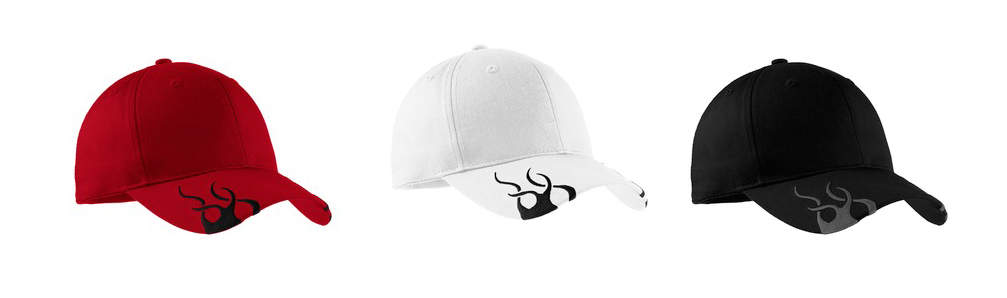 Flame Racing Cap