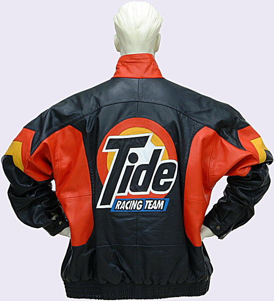 Custom leather racing jackets embroidered embossed for Custom race shirts no minimum