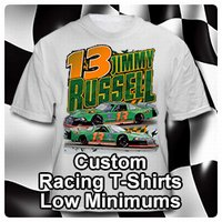 pit crew shirts blank and custom racing apparel