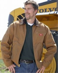 9457e64e5 Dickies Duck Blanket Lined Jacket Style 758
