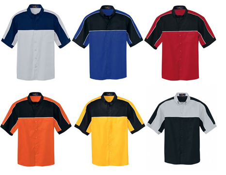 """Nascar Pit Crew Shirts >> Pit Crew Shirt, Blank, """"The Racers Choice"""" - CLOSEOUT"""